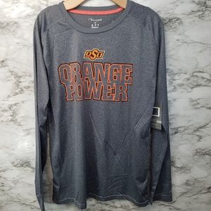 Champion Oklahoma's State University Tshirt M New